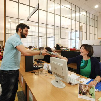 "Biblioteca di Ingegneria ""Gian Paolo Dore"""